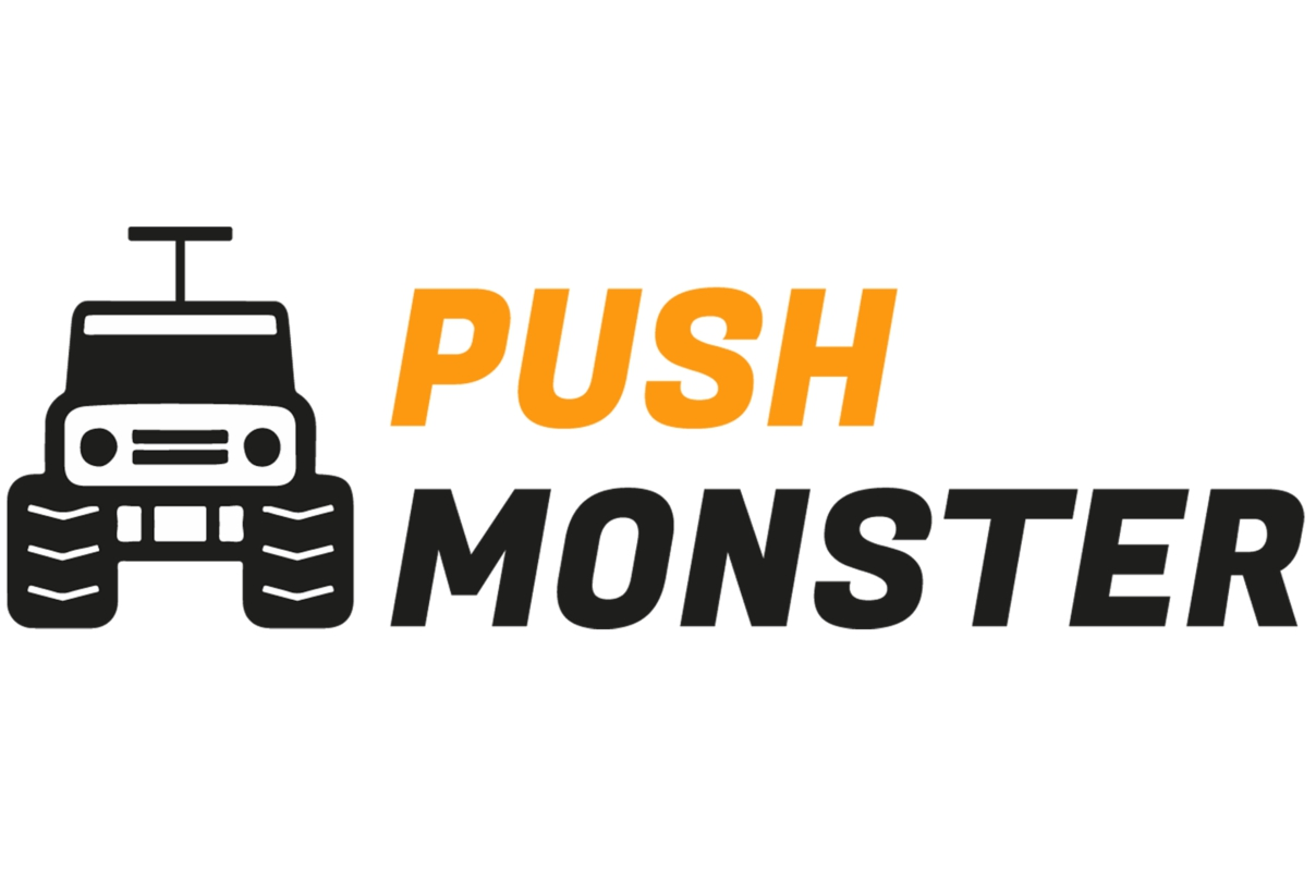 Pushmonster Push Toys Website
